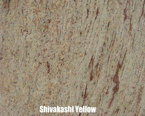 Shivakashi Yellow Klz Stone Supply Inc Granite Dallas Tx